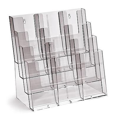 Taymar12-A4-4-Pocket-Multipurpose-unit-Brochure-Holder