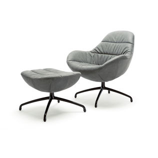 Nylo fauteuil + poef