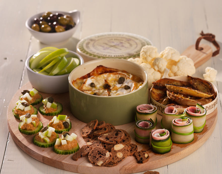 Hors d uvre platter recipes for Hor d oeuvres recipes