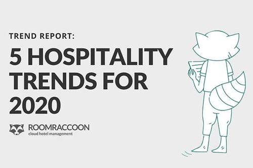 5 Hospitality Trends for 2020