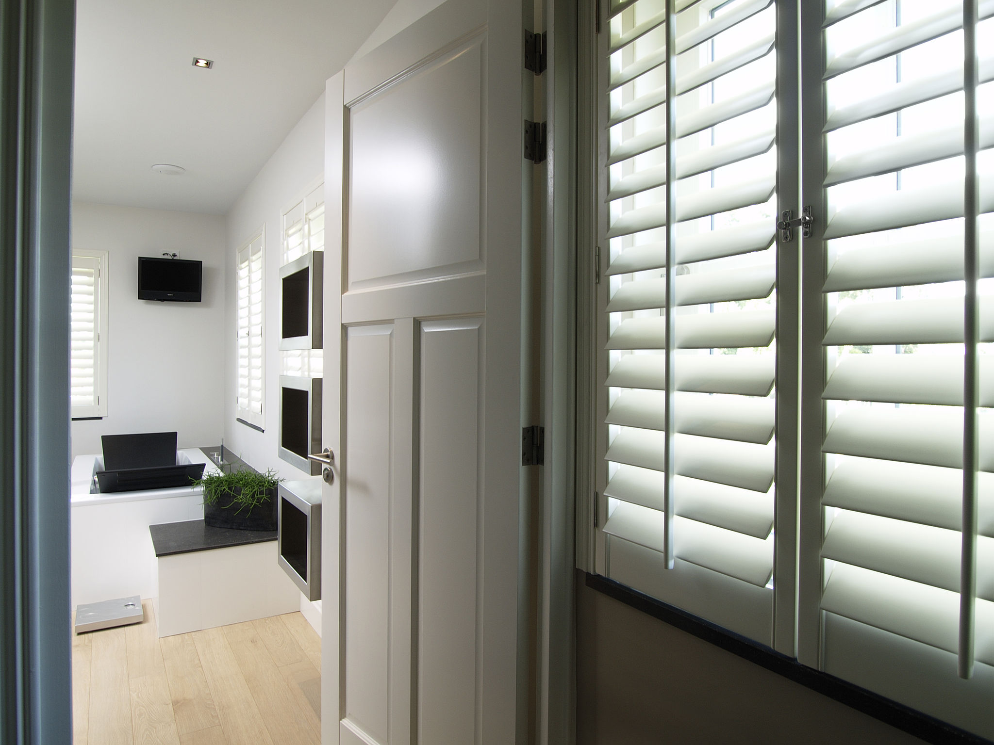Badkamer | Shutters Direct