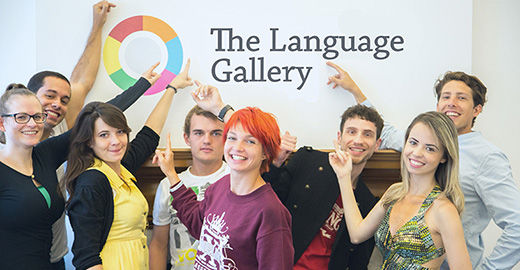 The Language Gallery in Londen | Study-Globe