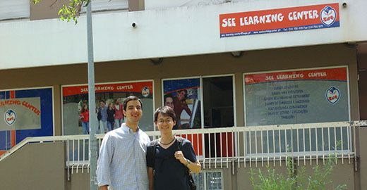 SEE Learning Center Portugal studenten | Study-Globe