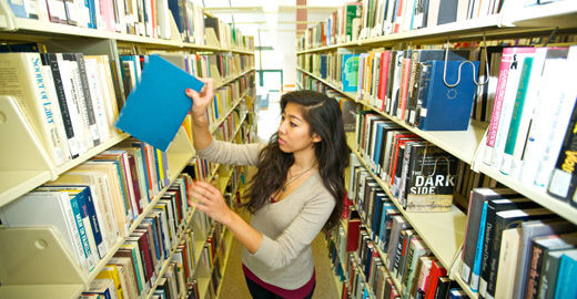 Kings Colleges Boston bibliotheek | Study-Globe