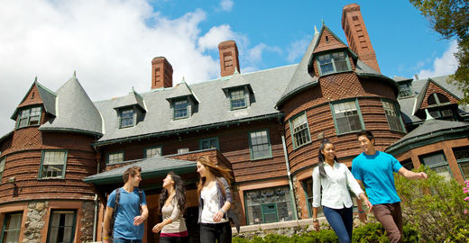 Kings Colleges Boston schoolgebouw | Study-Globe
