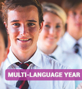 Multi Language Year